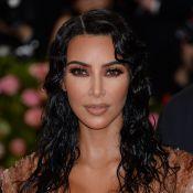 """Kim Kardashian sa robe du Met trop sexy pour Kanye: """"T'as pensé à nos enfants ?"""""""