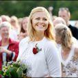 Victoria de Suède fête ses 32 ans. Sa soeur Madeleine est radieuse.