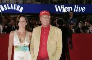 Niki Lauda réalise le doublé à 60 ans : il sera de nouveau papa... de jumeaux !