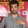 """Exclusif - Alex Goude - Photocall du spectacle """"Ménopause"""" au Théâtre de la Madeleine à Paris. Le 29 juin 2019 © Coadic Guirec / Bestimage"""