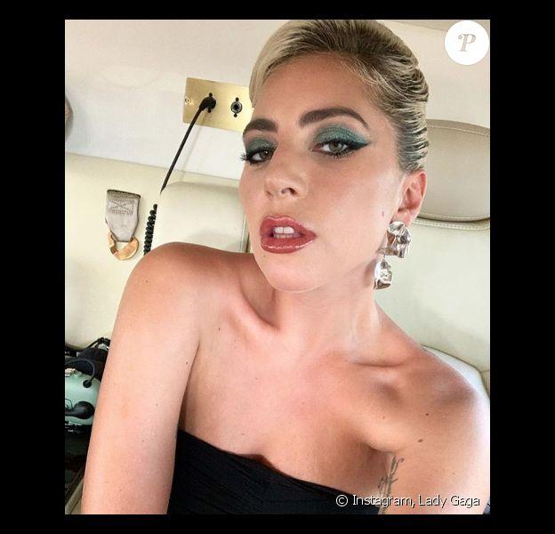 Lady Gaga sur Instagram, le 24 août 2019.