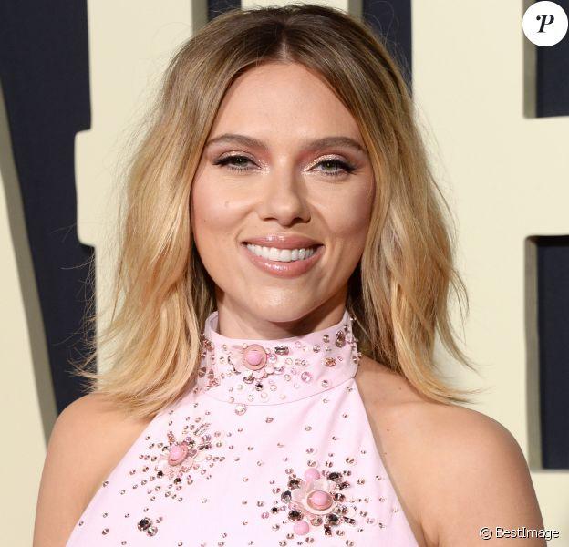 Scarlett Johansson - Les célébrités lors de l'avant-première du film 'Jojo Rabbit' au Hollywood American Legion Post 43 à Los Angeles, le 15 octobre 2019.