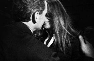 Carla Bruni-Sarkozy : Sa photo pleine d'amour avec Nicolas
