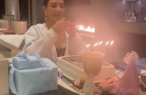 Kim Kardashian : Un festin pour ses 39 ans, la maman star couverte de cadeaux