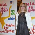 Julie Gayet - 27e Gala de l'Espoir de la Ligue contre le cancer au Théâtre des Champs-Elysées à Paris, le 22 octobre 2019. © Giancarlo Gorassini/Bestimage