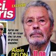"""Couverture du magazine """"Ici Paris"""", numéro 3877."""