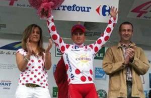 Samuel Dumoulin : Le Tom Pouce du Tour de France... bientôt papa !