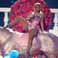 Nicki Minaj aux BET Awards au Microsoft Theater à Los Angeles, le 24 juin 2018.