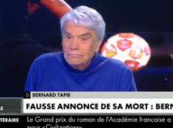 """Bernard Tapie annoncé mort par erreur : """"Qu'ils attendent quelques semaines..."""""""