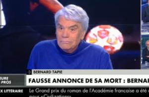 Bernard Tapie annoncé mort par erreur :