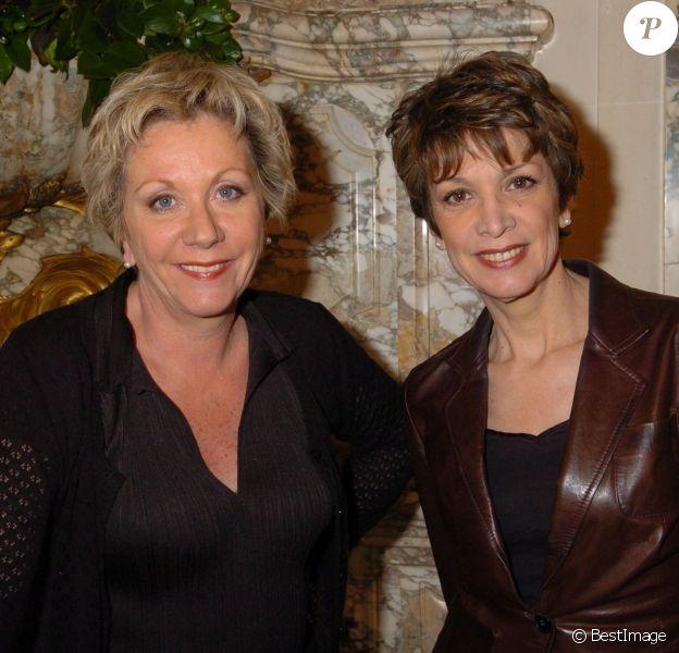 Archive - Francoise et Catherine Laborde en 2010.