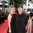 Géraldine Danon et son mari Philippe Poupon lors de la séance de Money Monster au 69e Festival International du Film de Cannes le 12 mai 2016. © Borde-Jacovides-Moreau/Bestimage