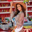 Chloé Prost élue Miss Rhône-Alpes 2019, se présentera à l'élection de Miss France 2020, le 14 décembre 2019.