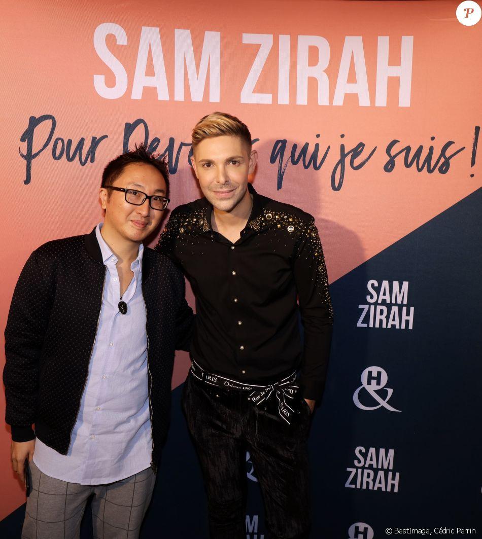 Exclusif Vincent Kheng Et Sam Zirah Sortie Du Livre Du