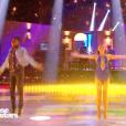 """Azize Diabaté, Denitsa et Chris Marques- Prime spécial juge de """"Danse avec les stars"""" le jeudi 7 novembre 2019."""