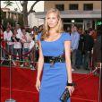 Brooke Burns à la première du film  What happens in Vegas , à Hollywood.