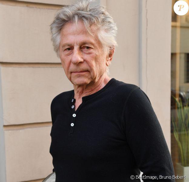 Roman Polanski est à Nice pour la clôture de la 1ere édition du Festival Ciné Roman à Nice le 26 octobre 2019.  © Bruno Bebert / Bestimage