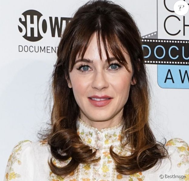 "Zooey Deschanel - 4e soirée annuelle des ""Critic's Choice Documentary Awards"" à New York, le 10 novembre 2019."