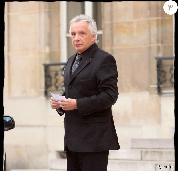 Michel Sardou : son fils Romain l'a fait grand-père pour la quatrième fois !