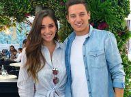 Florian Thauvin bientôt papa : Charlotte Pirroni entame son 6e mois de grossesse