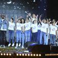 Exclusif - Soprano - 13e édition du Concert pour la Tolérance 2019 à Agadir au Maroc, qui sera diffusé le 16 novembre 2019 sur W9. © Perusseau-Veeren / Bestimage