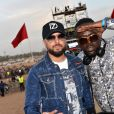 Exclusif - Douzi et DjFLEXmc - Répétitions et backstage de la 13e édition du Concert pour la Tolérance 2019 à Agadir au Maroc, qui sera diffusé le 16 novembre 2019 sur W9. © Perusseau-Veeren / Bestimage