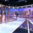 Les 30 Miss régionales sur le plateau du 13h avec Jean-Pierre Pernaut, Sylvie Tellier et Vaimalama Chaves, le 15 novembre 2019.