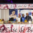 Exclusif - Babette de Rozières et Yann Eliès à la soirée Rungis au Grand Palais, le festival du bien manger à Paris le 15 novembre 2019. © Jack Tribeca / Bestimage