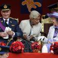 Le prince Philippe et la reine Fabiola