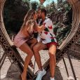 Julien Bert et Hilona officialisent leur couple sur Instagram, le 20 novembre 2019.