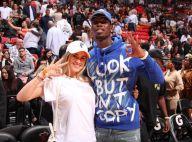 Paul Pogba et sa femme Maria : duo assorti pour une soirée sportive