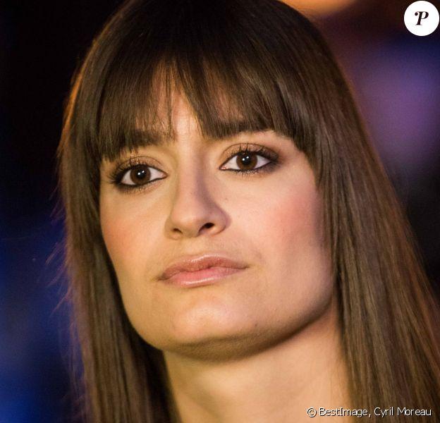 """Exclusif - Clara Luciani - Enregistrement de l'émission """"Bon anniversaire Veronique Sanson"""" le 8 avril 2019. © Cyril Moreau / Bestimage"""