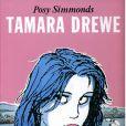 La couverture de la BD Tamara Drewe, la femme aux cheveux bleus...
