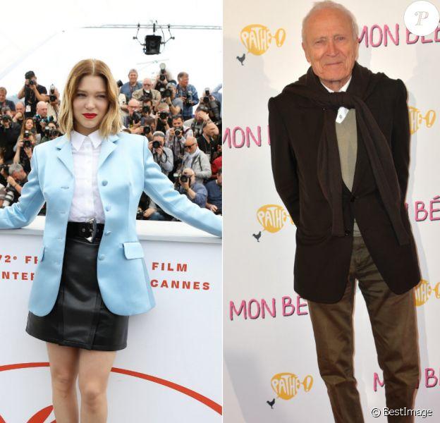 Léa Seydoux : Héritière de son grand-père, patron de Pathé Gaumont ?