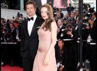 Brad Pitt : ''Angie et moi, nous avons un lit de 3 mètres... mais pour 8 personnes !''