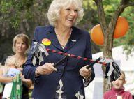 Camilla Parler Bowles : elle se prend pour la reine... du jonglage maintenant !