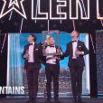 """Human Fountains lors de la demi-finale d'""""Incroyable talent 2019"""", le 3 décembre, sur M6"""