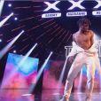 """Jamsy lors de la demi-finale d'""""Incroyable talent 2019"""", sur M6, le 3 décembre"""
