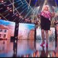 """Zize lors de la demi-finale d'""""Incroyable talent 2019"""", le 3 décembre, que M6"""