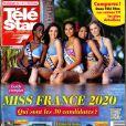 Couverture du prochain numéro de Télé Star en kiosques lundi 2 décembre 2019