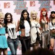 Les Pussycat Dolls aux MTV Europe Music Awards .03/11/2005 - Lisbonne