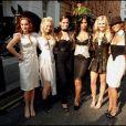 Les Pussycat Dolls03/07/2006 - Londres