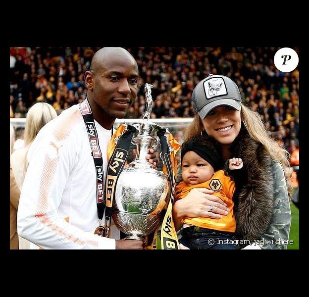 Jack Wilshere a témoigné son soutien à Benik Afobe qui a perdu sa fille Amora le 29 novembre 2019. Elle avait deux ans.