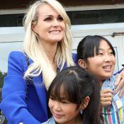 Laeticia Hallyday mauvaise mère avec Jade et Joy ? Elle affronte les attaques