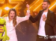 Incroyable talent 2019, la finale : Le Cas Pucine gagnante face à Valentin