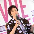 Anny Duperey - Troisième journée du 24ème Festival du livre de Nice le 2 juin 2019. © Bruno Bebert/Bestimage