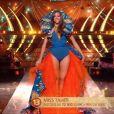 Miss Tahiti : Matahari Bousquet - Élection de Miss France 2020 sur TF1, le 14 décembre 2019.