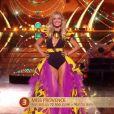 Miss Provence : Lou Ruat - Élection de Miss France 2020 sur TF1, le 14 décembre 2019.