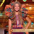 Miss Côte d'Azur : Manelle Souahlia - Élection de Miss France 2020 sur TF1, le 14 décembre 2019.