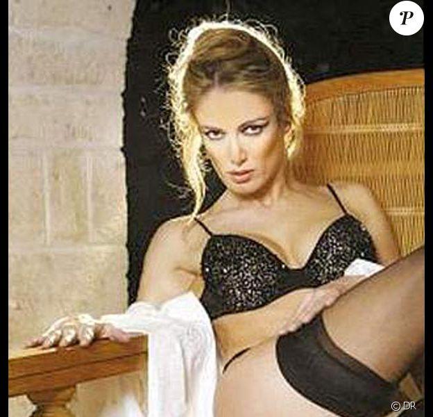 Patrizia D'Addario, pour son calendrier...